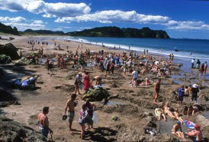 Coromandel-Hotwater-Beach